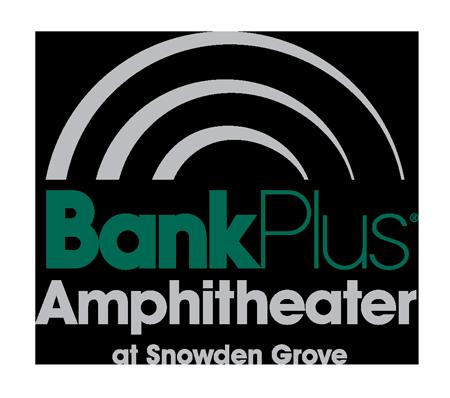 BankPlus Aphitheater Logo
