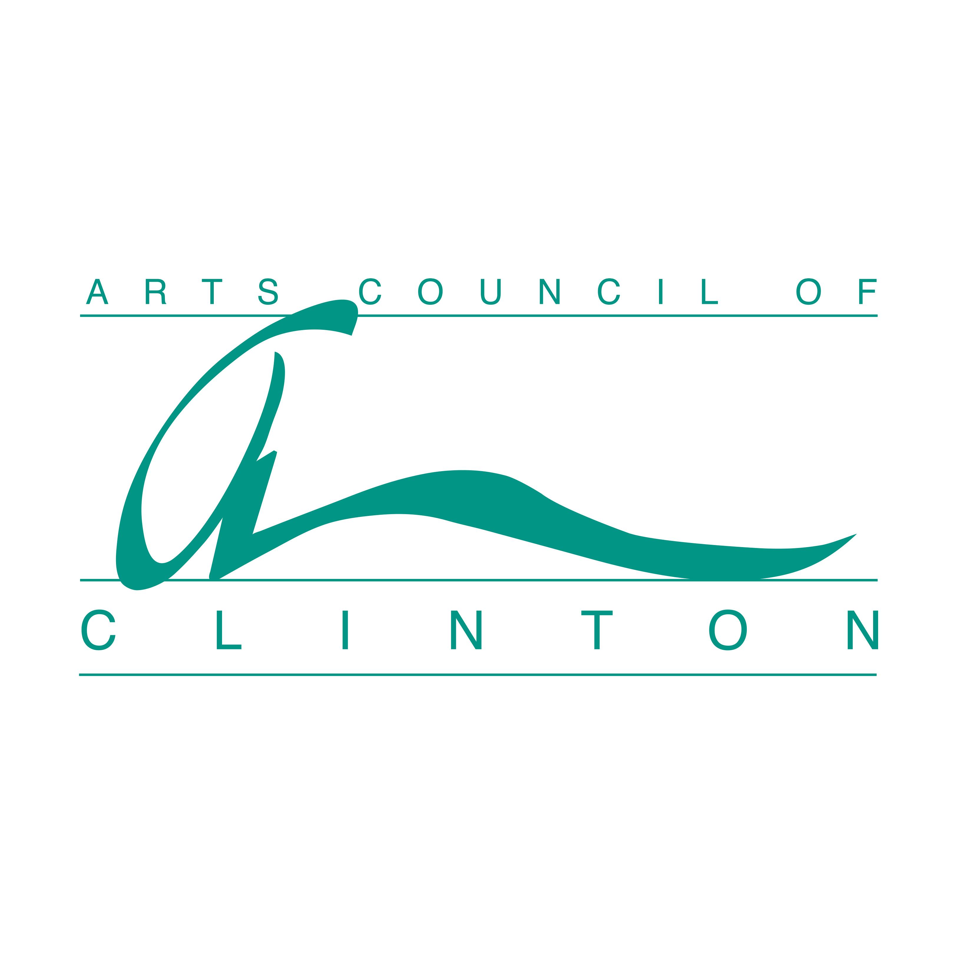 Clinton Arts Council Logo