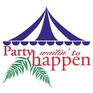 Party Waitin to Happen Logo
